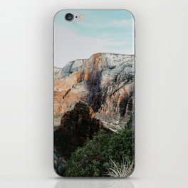 in the canyon iPhone Skin