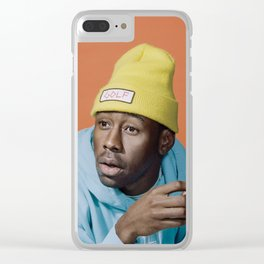 TYLER THE CREATOR Clear iPhone Case