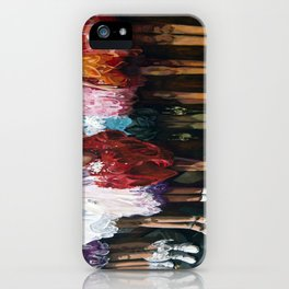 Diegesis iPhone Case