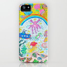 Supersonic Key West Blast iPhone Case