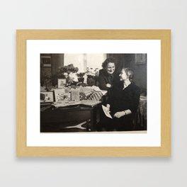 confirmation  Framed Art Print