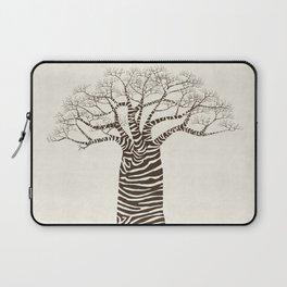 Zebra Tree Laptop Sleeve