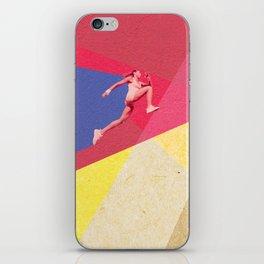human dynamic #5 iPhone Skin