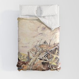 Thomas Hennell - Bomb Damage - Digital Remastered Edition Comforters