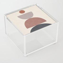 Balancing Elements III Acrylic Box