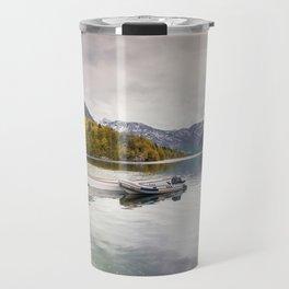 Lake Bohinj Travel Mug