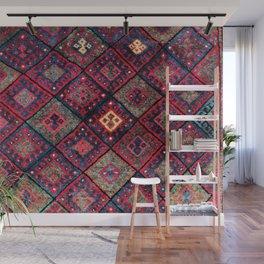 Jaff West Persian Bag Print Wall Mural