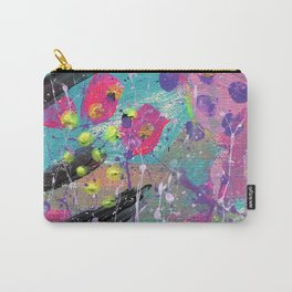 Neon Dream Carry-All Pouch