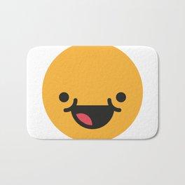 Emojis: Happy Bath Mat