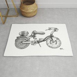 Menstrual Cycle Rug