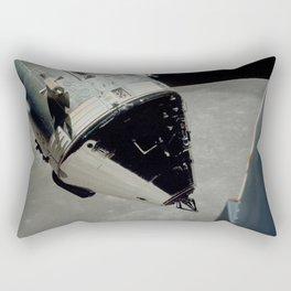 Apollo 17 - Command Module Rectangular Pillow
