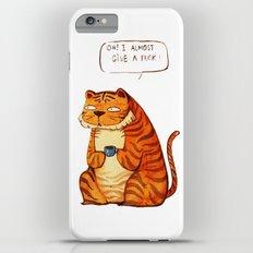 Mr Tiger iPhone 6 Plus Slim Case