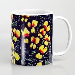 """""""Dilwynia"""" by Australian Artist Margaret Preston Coffee Mug"""