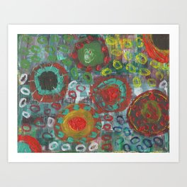 Mexican Flare Art Print