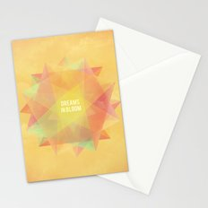 Dreams in bloom Stationery Cards