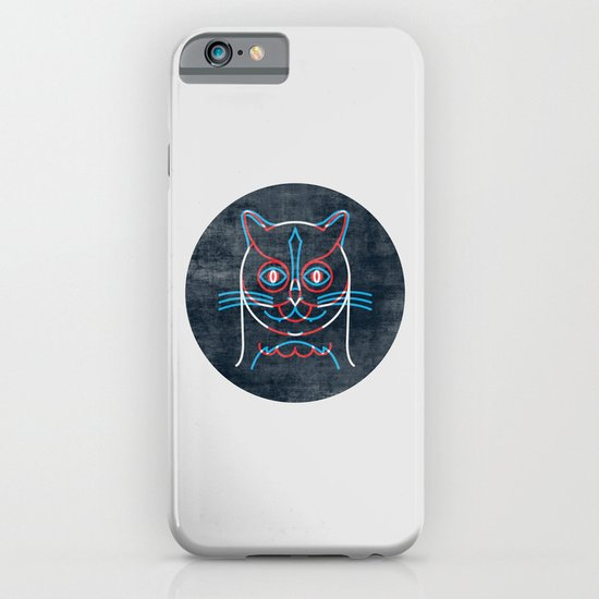The Pussycat and The Owl iPhone & iPod Case