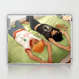 Lazy Day - Solangelo Laptop & iPad Skin