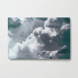 Perfect Cloud  Metal Print
