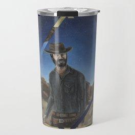 Gunslinger Polyscape Travel Mug