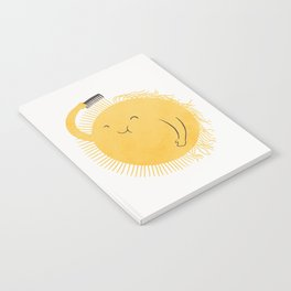 Good Morning, Sunshine Notebook