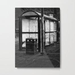 Shelter Metal Print