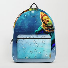 Ruler of The Sea Backpack