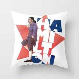 Hamilton Throw Pillow