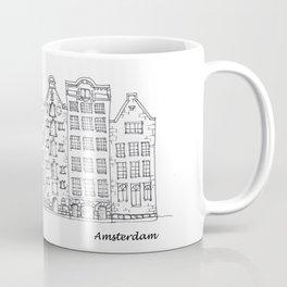 Amsterdam Streetscape Coffee Mug