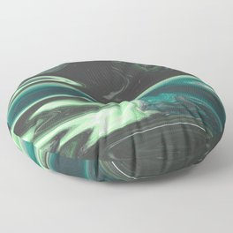Thinking Out Loud - Pattern Floor Pillow