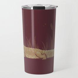 The American Alligator Travel Mug
