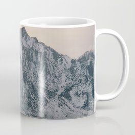 Mt. Whitney at Sunset Coffee Mug
