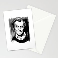 Keep Away From the Skull of Marquis De Sade Stationery Cards