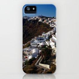 Caldera View - Greg Katz iPhone Case