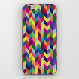 Geometric Pattern #1 iPhone Skin