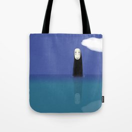 No-Face (Kaonashi) Tote Bag