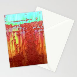 Chem Factory Drum Stationery Cards