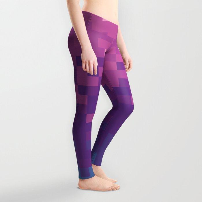 Pixel color Leggings