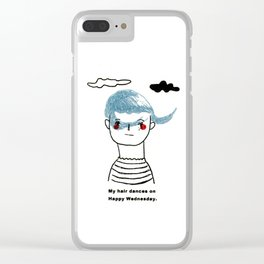 My hairdo Clear iPhone Case