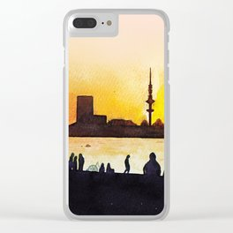 Endings Can be Beautiful! Clear iPhone Case