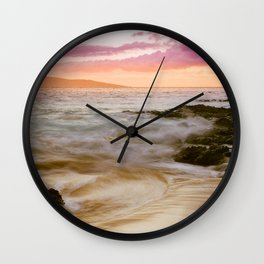 A Universe of Art Wall Clock