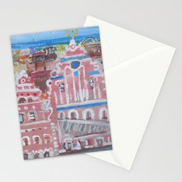 Houses of the Blackheads IV, Riga, Latvia Stationery Cards
