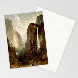 Bridal Veil Falls, Yosemite Valley 1892 Stationery Cards