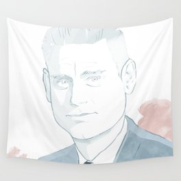 George Jones 1931-2013 Wall Tapestry