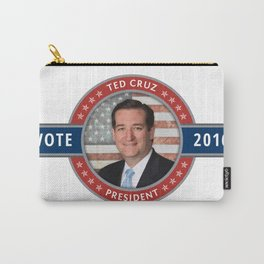 Vote Ted Cruz 2016 Carry-All Pouch