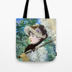 Jeanne (Spring) Tote Bag
