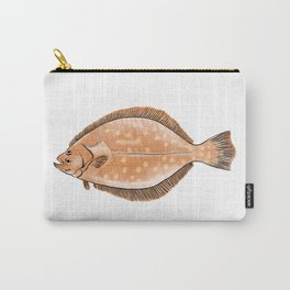 Illustration of Flounder Carry-All Pouch
