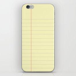 ideas start here 002 iPhone Skin