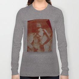 Pola nude Long Sleeve T-shirt