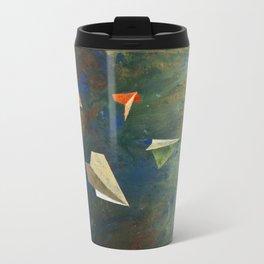 Paper Airplanes Travel Mug