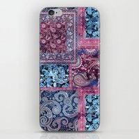 ethnic iPhone & iPod Skins featuring Ethnic by RIZA PEKER